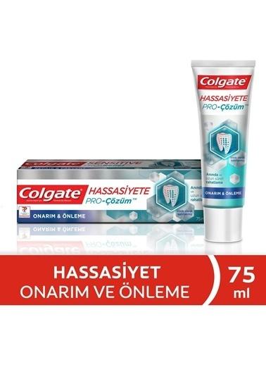 Colgate Colgate Hassasiyete Pro Çözüm Onarım Ve Önleme Diş Macunu 75 Ml Renksiz